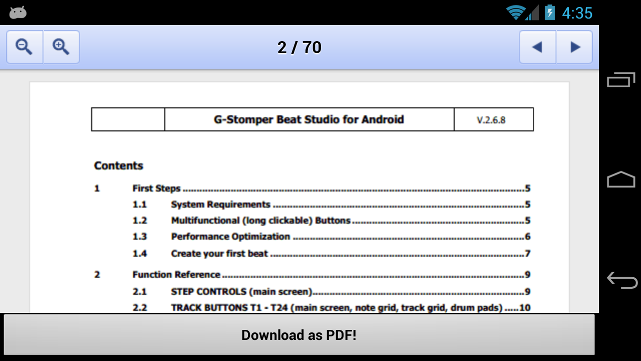 G-Stomper User-Manual EN - screenshot