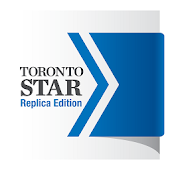 Toronto Star Replica Edition