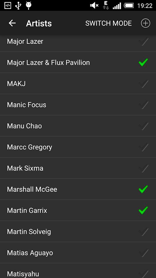 Playlist Manager (Free)- screenshot