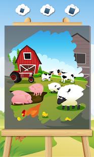 农场动物的游戏