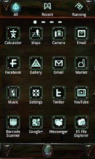 Pandoraboxpro Theme GO Launche - screenshot thumbnail