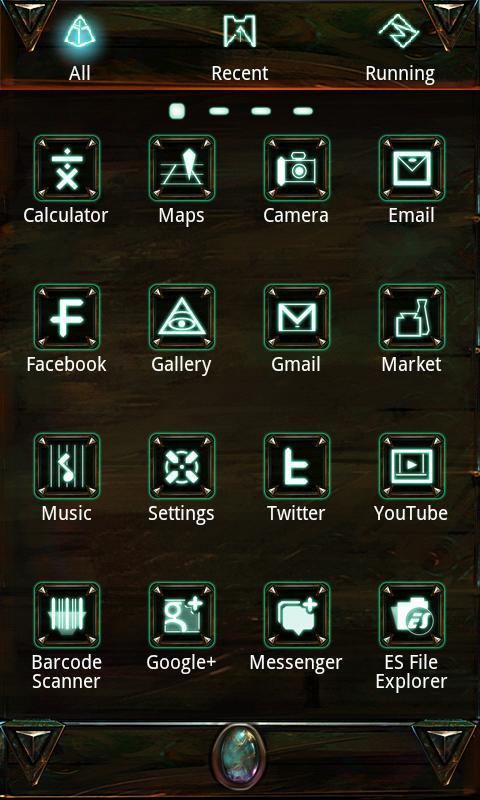 Pandoraboxpro Theme GO Launche - screenshot