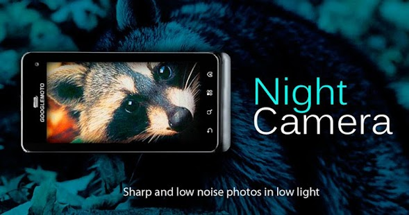 Night Camera+- screenshot thumbnail