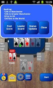 PlayTexas Hold'em Poker - screenshot thumbnail
