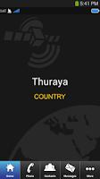 Screenshot of Thuraya SatSleeve