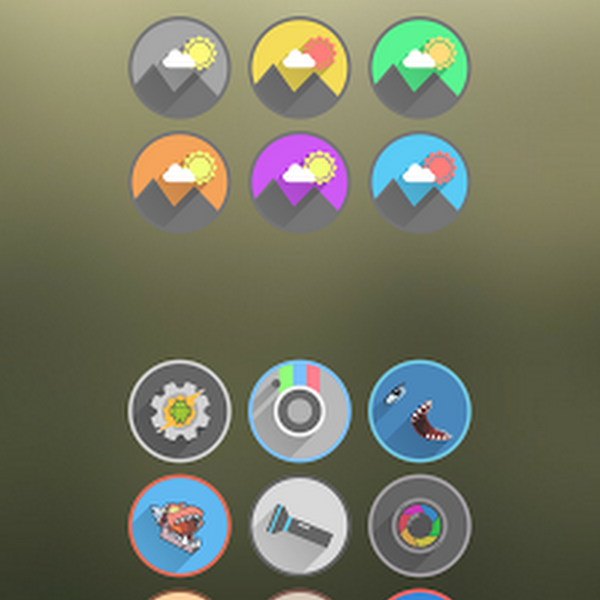 Velur - Icon Pack v15.1.0
