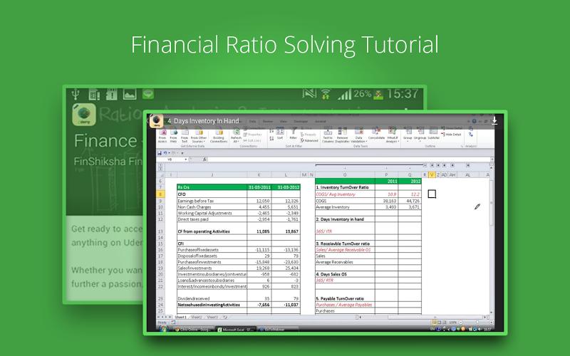 financial ratio analysis of microsoft