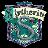 Harry Potter Slytherin Clock icon