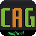 Cheap Ass Gamer (CAG) logo