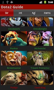 Dota 2 Guide - screenshot thumbnail