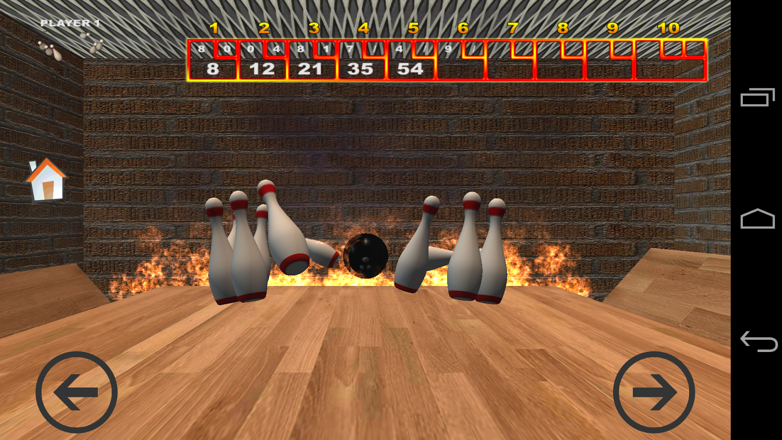 Real Bowling 3D - screenshot