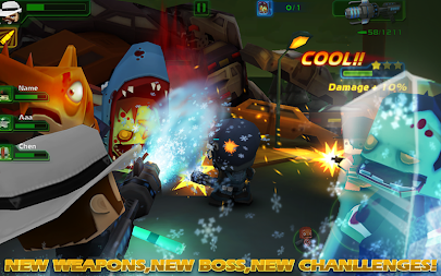 Call of Mini™ Zombies 2 APK screenshot thumbnail 2