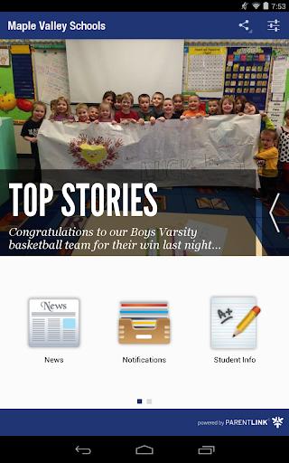 Maple Valley Schools