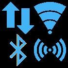 NetChange&TimeAdjust SW icon