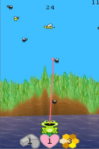 Froggy Fly Catcher