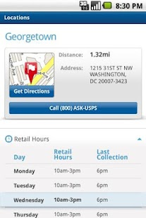 USPS MOBILE® - screenshot thumbnail