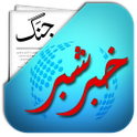 Daily Jang Lite icon