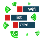 WiFi List widget Free