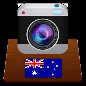 Cameras Australia LOGO-APP點子