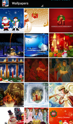 Christmas Wallpapers Pro HD