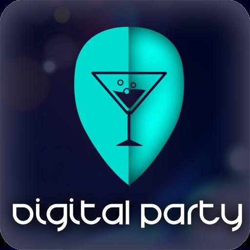 Digital Party (Demo) LOGO-APP點子