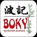 Boky Restaurant icon