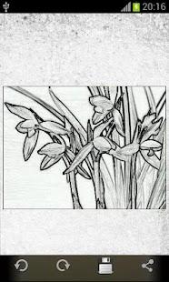玩娛樂App|素描 (铅笔画)免費|APP試玩