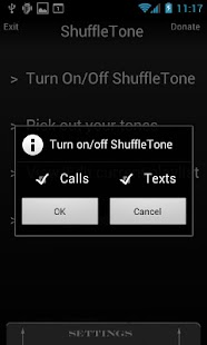 ShuffleTone 3.0 - screenshot thumbnail