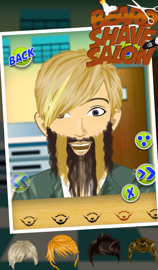 Beard Shave Salon- screenshot