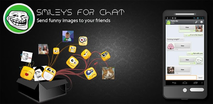 Smileys for WhatsApp (+memes) 3.0 apk