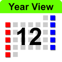 Year View Calendar & Widget icon