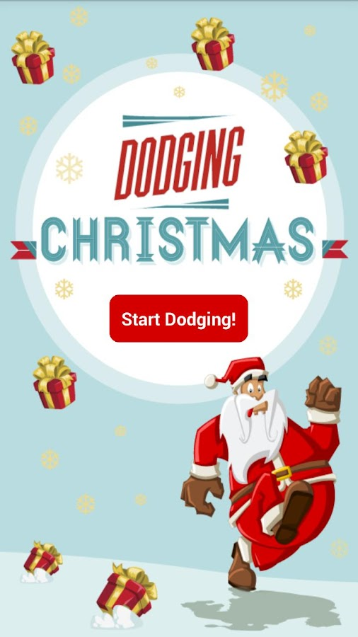 Dodging Xmas - screenshot