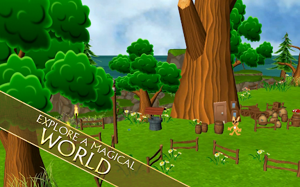 Sir Hoppity Knight Bunny RPG Screenshot 7