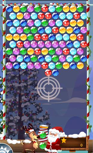 Santa's Bubble Shooter Tale