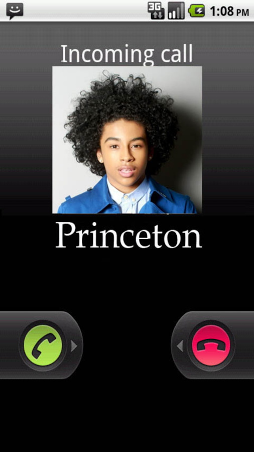 Mindless Behavior Prank Calls - screenshot
