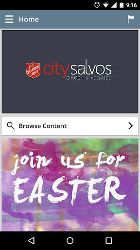 City Salvos