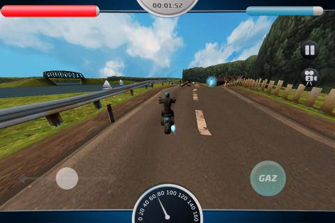 Żywioł Riders - screenshot