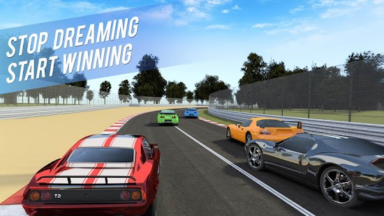 Real Race: Asphalt Road Racing - screenshot thumbnail