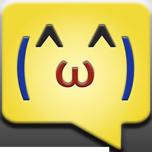 ^^ JapEmo:繪文字表情符號軟件 通訊 LOGO-玩APPs