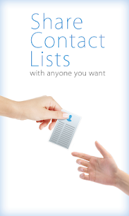 ContactBox - Shared Contacts - screenshot thumbnail