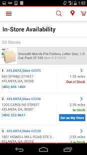 Office Depot® - screenshot thumbnail