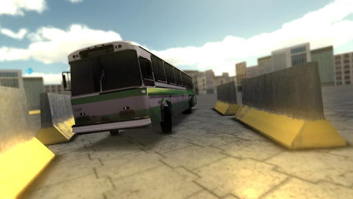 3D Parking Bus Simulation 2015