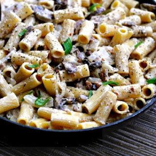 Chicken Mushroom Bacon Pasta Recipes.