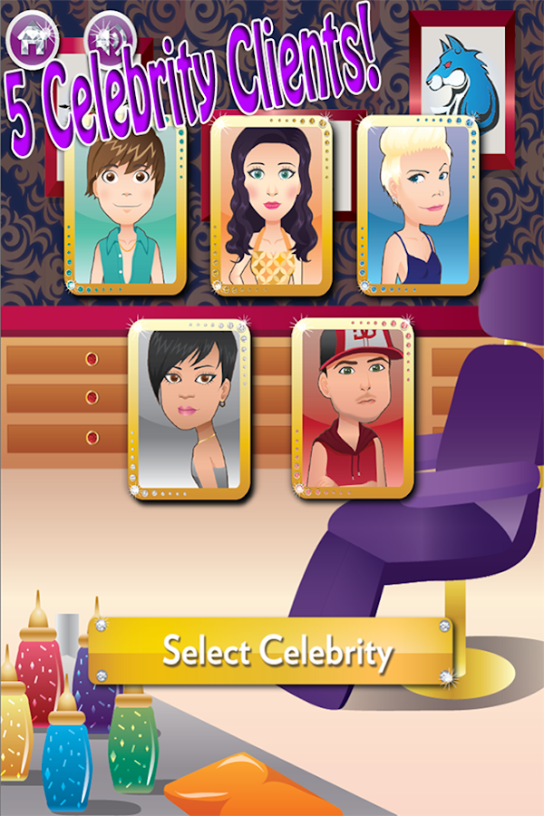 Celebrity Tattoo Ink Artist- screenshot