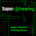 Super Hearing logo