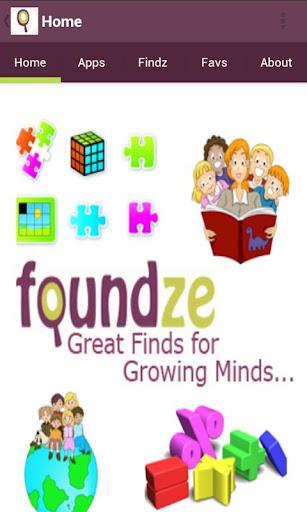 Foundze Educational Apps K-12