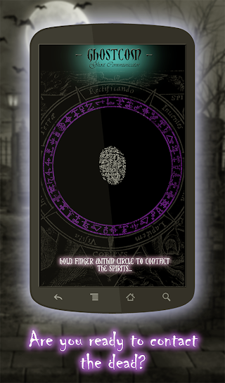 Ghostcom Communicator Pro - screenshot