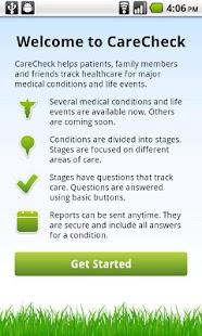 CareCheck - screenshot thumbnail
