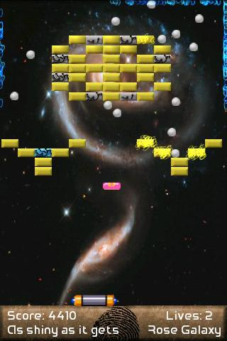 ArkDroid - screenshot