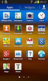 Humana Sans ITC FlipFont Screenshot 2